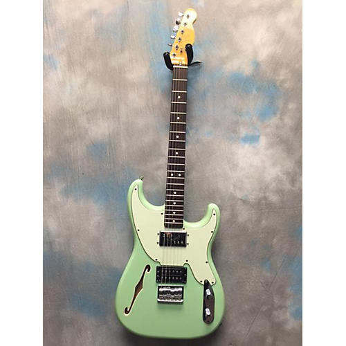 Fender Pawn Shop 1972 F Holes Hollow Body Electric Guitar