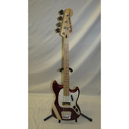 Fender Pawn Shop Mustang Fastback Bass Electric Bass Guitar