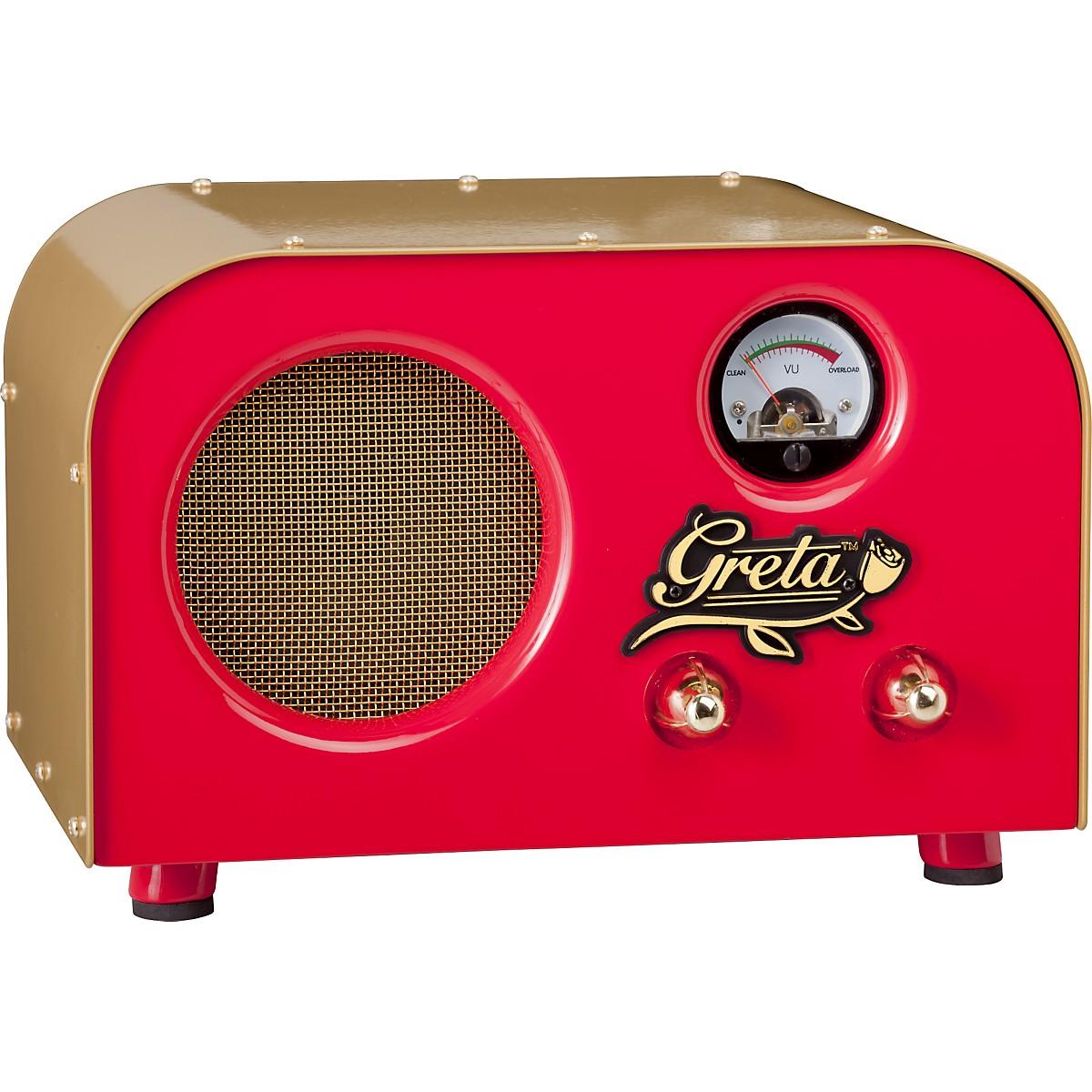 Fender Pawn Shop Special Greta 2W 1x4 Tube Guitar Combo Amp