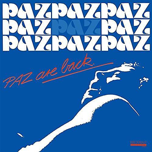 Alliance Paz - Paz Are Back