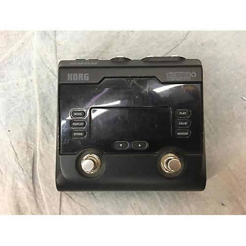Korg Pb02 Pitchblack Plus Tuner Pedal