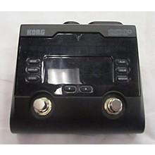 Korg Pb02 Tuner Pedal