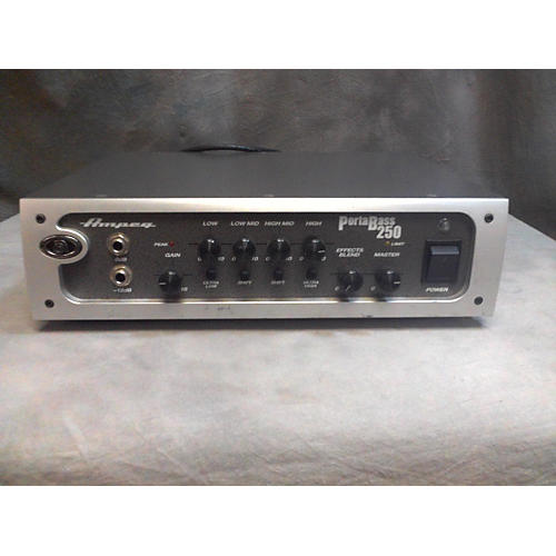 Ampeg Pb250 Bass Amp Head