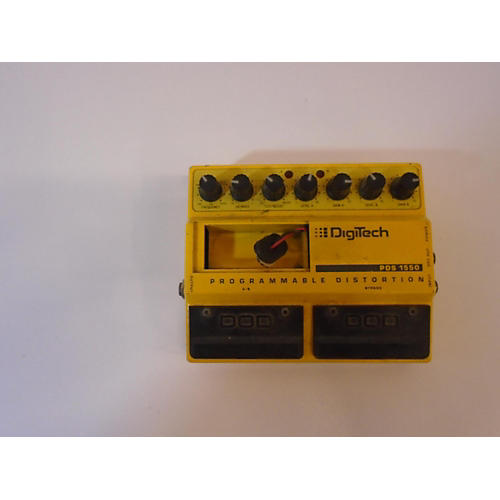 Digitech Pds1550 Effect Pedal