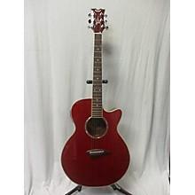 Dean Pe Trd Acoustic Electric Guitar