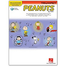Hal Leonard Peanuts for Trumpet - Instrumental Play-Along Book/Online Audio