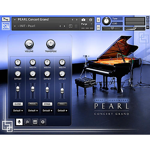 Impact Soundworks Pearl Concert Grand (Download)