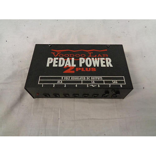 voodoo lab power plus 2 manual