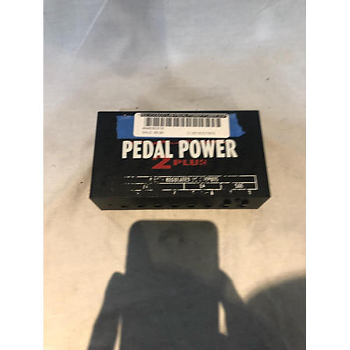 used voodoo lab pedal power power supply guitar center. Black Bedroom Furniture Sets. Home Design Ideas