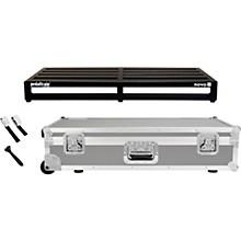 Pedaltrain Pedaltrain Novo 32 Pedal Board with Wheeled Tour Case