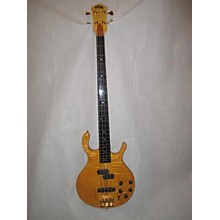 Pedulla Pentabuzz 4 String Fretless Electric Bass Guitar
