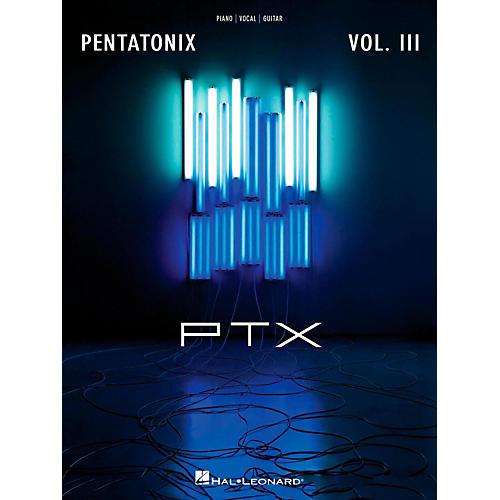 Hal Leonard Pentatonix - Vol. 3 Piano/Vocal/Guitar