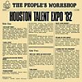 Alliance People's Workshop - Houston Talent Expo '82 thumbnail