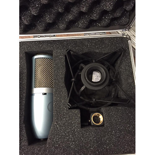 AKG Perception 220 Blue Condenser Microphone