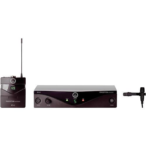 AKG Perception Wireless Presenter Set Band A with D8000M Handheld Mic