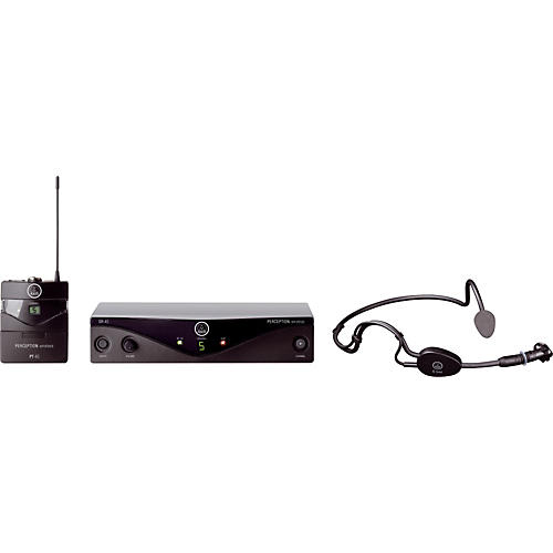 AKG Perception Wireless Sports Set