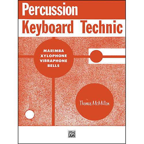 Alfred Percussion Keyboard Technic Book