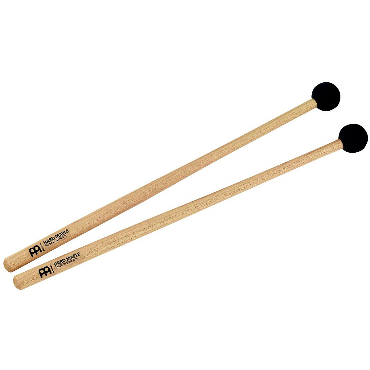 Meinl Percussion Mallet Pair with Rubber Tips