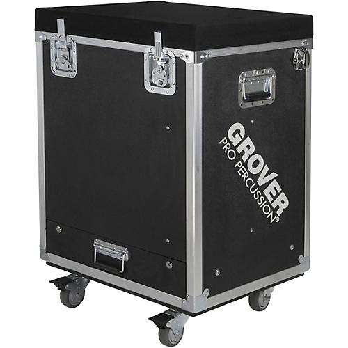 Grover Pro Percussion Workstation Black Guitar Center