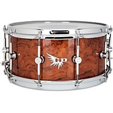 Perfect Ply Bubinga Snare Drum 14 x 6.5 in. Bubinga Gloss