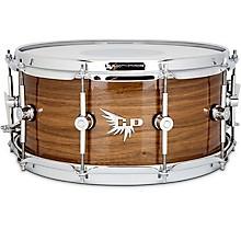 Perfect Ply Walnut Snare Drum 14 x 6.5 in. Walnut Gloss
