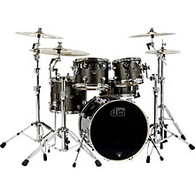 Performance Series 5-Piece Shell Pack Pewter Sparkle with Chrome Hardware