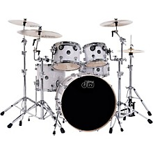 Performance Series 5-Piece Shell Pack White Marine Finish with Chrome Hardware