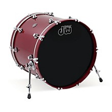DW Performance Series Bass Drum Level 1 Candy Apple Lacquer 18x22