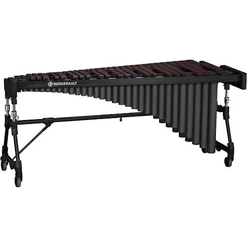 Bergerault Performance Series Concert Marimba, 4.3 Octaves, Padauk Bars