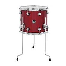 Performance Series Floor Tom Candy Apple Lacquer 14 x 12 in.