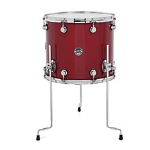 Performance Series Floor Tom Candy Apple Lacquer 16 x 14 in.