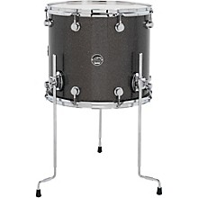 Performance Series Floor Tom Pewter Sparkle 16 x 14 in.