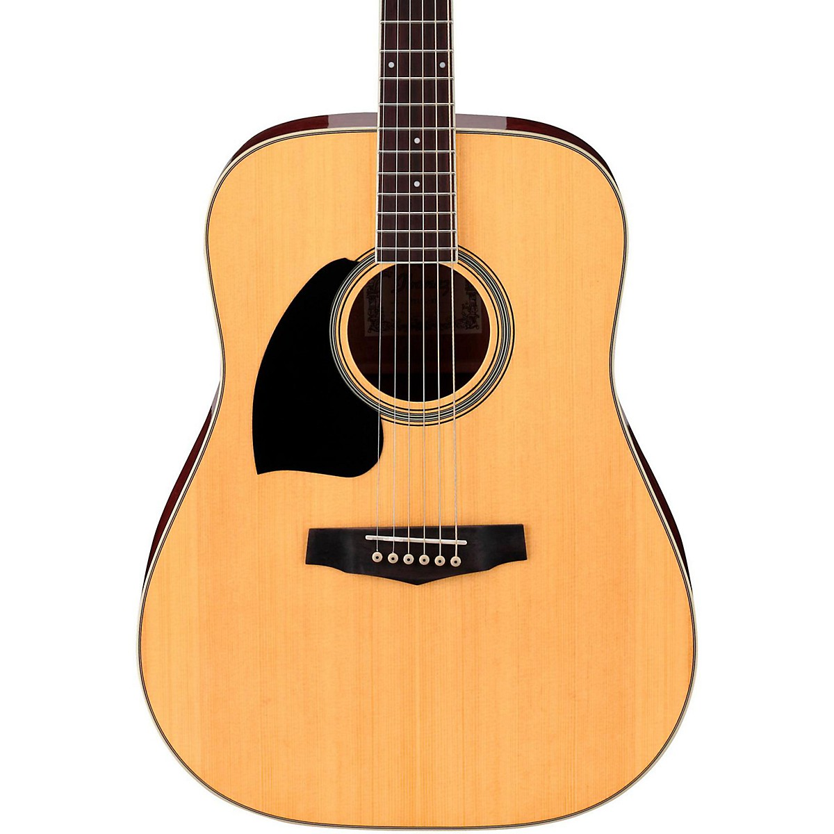 Ibanez Performance Series PF15 Left Handed Dreadnought Acoustic Guitar