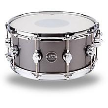 Performance Series Snare Drum 14 x 6.5 in. Gun Metal Metallic Lacquer