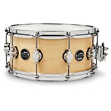 Performance Series Snare Drum 14 x 6.5 in. Natural Lacquer