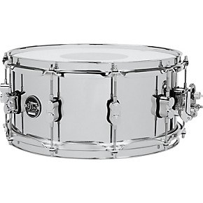dw performance series steel snare drum guitar center. Black Bedroom Furniture Sets. Home Design Ideas