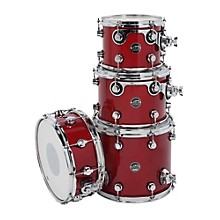 DW Performance Series TomPack 4 Level 1 Candy Apple Lacquer