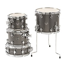 DW Performance Series TomPack 4 Level 1 Gun Metal Metallic Lacquer