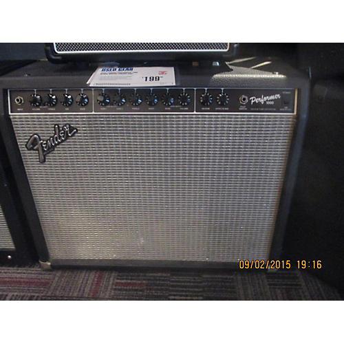 Fender Performer 1000 Black Guitar Combo Amp