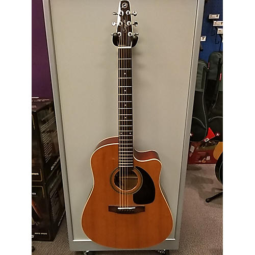 used seagull performer 29488 cedar acoustic electric guitar guitar center. Black Bedroom Furniture Sets. Home Design Ideas