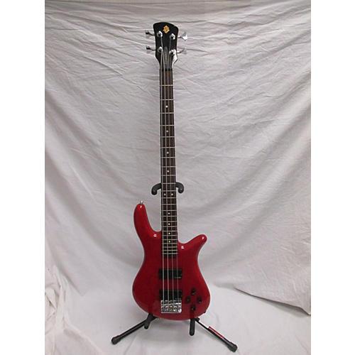 used spector performer 4 electric bass guitar red guitar center. Black Bedroom Furniture Sets. Home Design Ideas