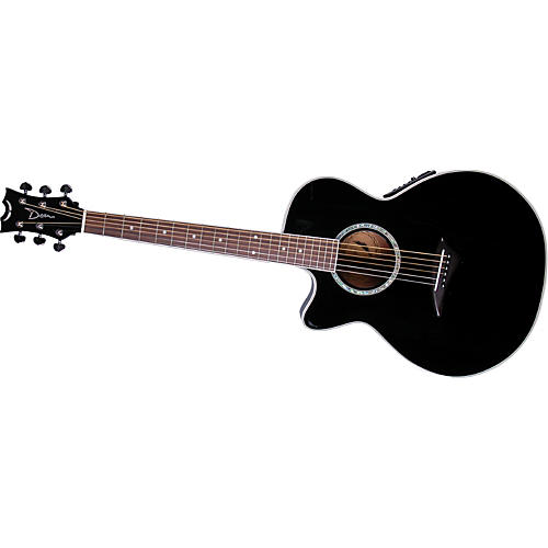 Dean Performer E Left-Handed Acoustic-Electric Guitar