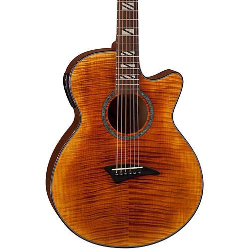 Dean Performer FM Acoustic-Electric Guitar w/Aphex