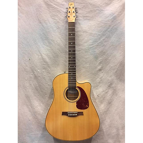 Seagull Performer Flamed Maple Acoustic Electric Guitar