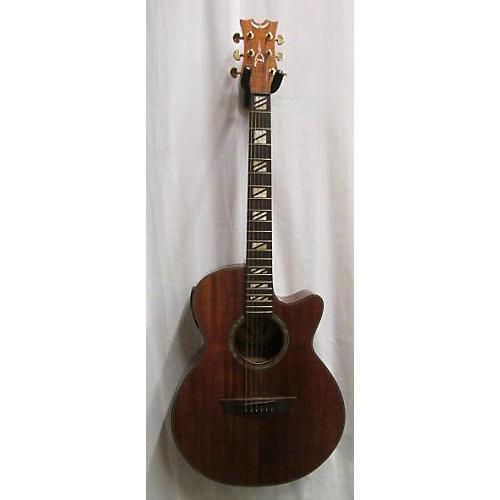 used dean performer koa acoustic electric guitar koa guitar center. Black Bedroom Furniture Sets. Home Design Ideas