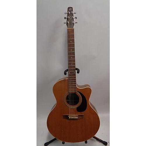 Seagull Performer Mini Jumbo Acoustic Electric Guitar
