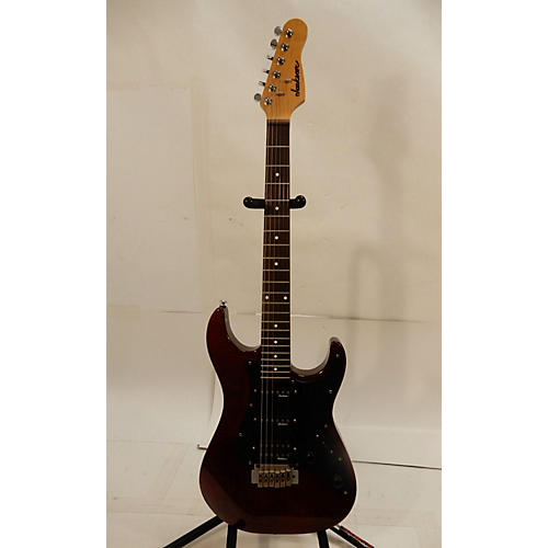 used jackson performer ps7 solid body electric guitar flamed red guitar center. Black Bedroom Furniture Sets. Home Design Ideas