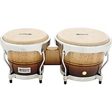 Performer Series Bongos with Chrome Hardware Vintage Fade