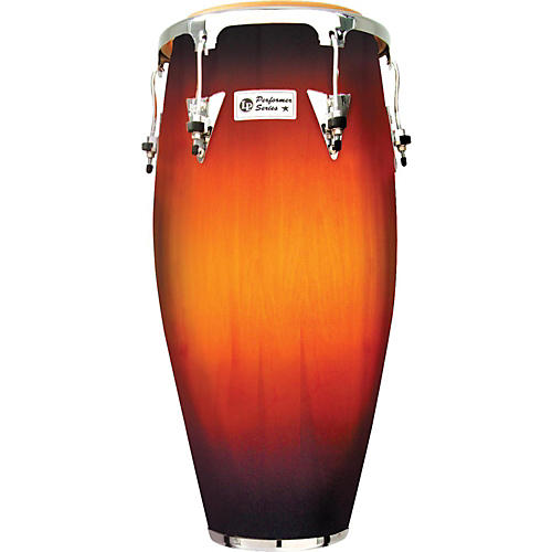 LP Performer Series Conga with Chrome Hardware