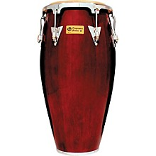 Performer Series Conga with Chrome Hardware 11.75 in. Dark Wood